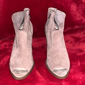 Jessica Simpson Peep-toe Bootie